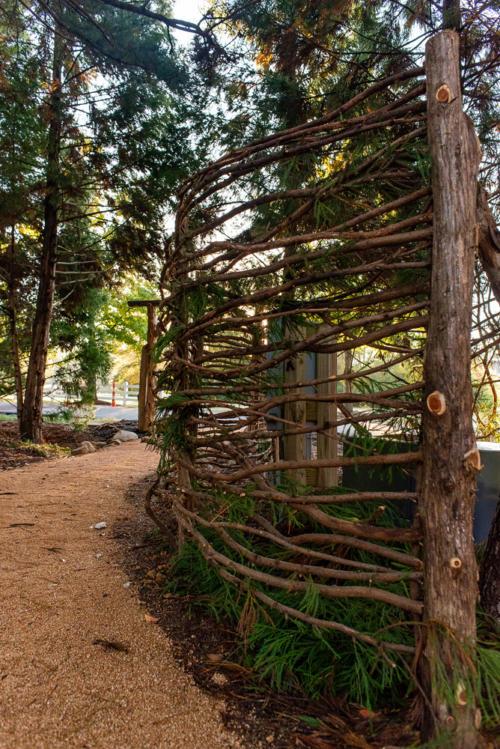 Decorative Cypress Screen North Carolina Trail Builder
