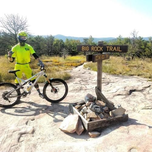 Cedar Rock, Dupont Forest, NC