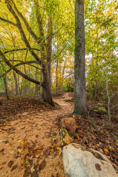 Chapel Hill Grit Walking Trail North Carolina Trail Builder