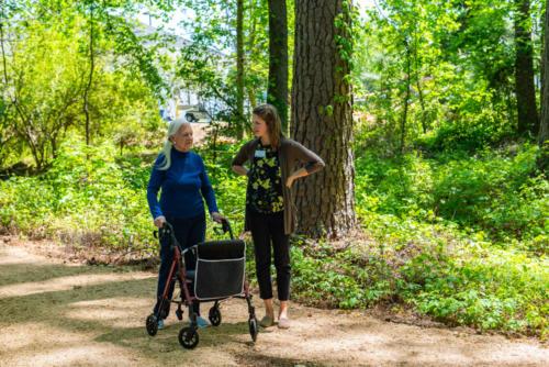 Accessible Walking Trail  North Carolina Trail Builder