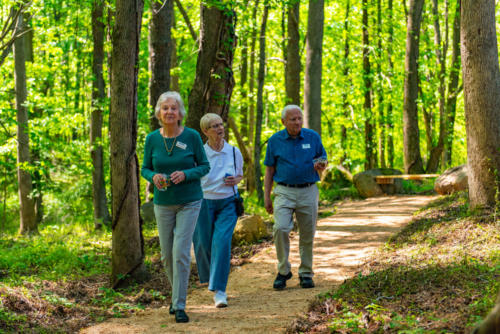 Chapel Hill Grit Nature Trail North Carolina Trail Builder