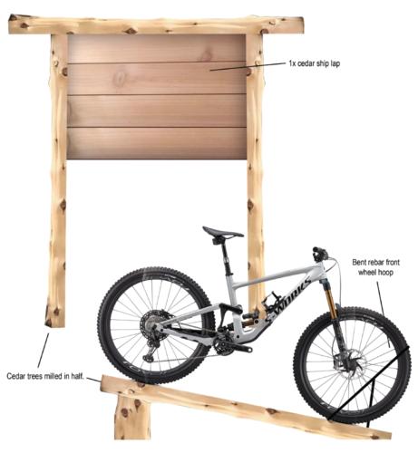 Trailhead Kiosk Concept