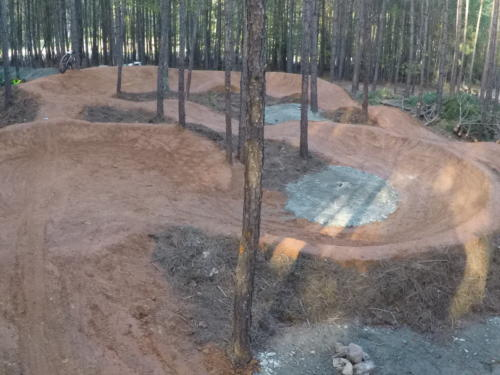 Figure 8 Pump Track