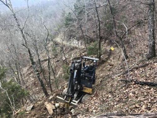 VA Trail Construction