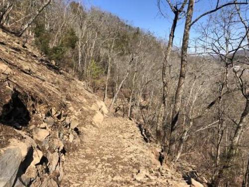 Mountain ATV Trail