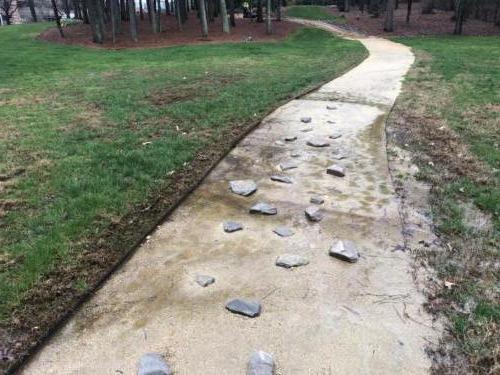 Bad Trail Drainage