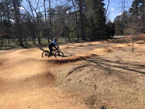 Chapel Hill Pump Track