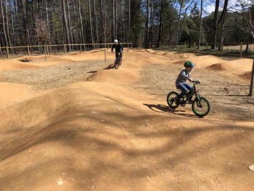 Carrboro Pump Track