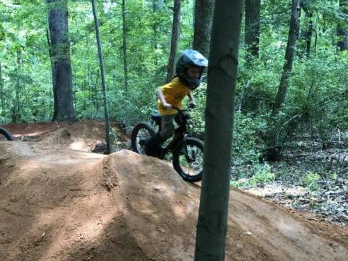 Kids Dirt Jump