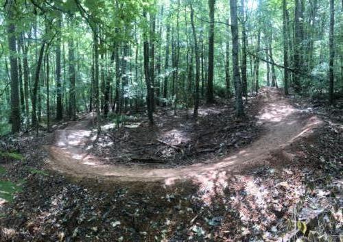 Trail Berm