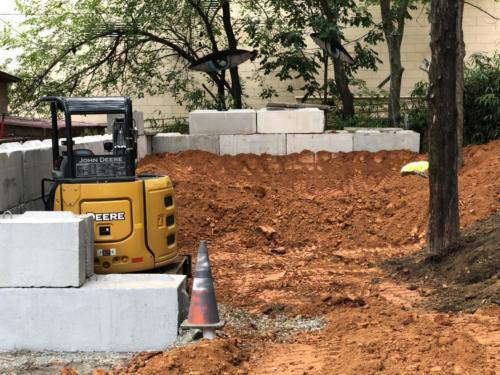 Dirt Bowl Construction