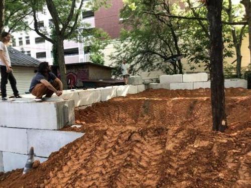Dirt BMX Bowl