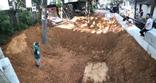 Back Alley Bike Dirt Bowl