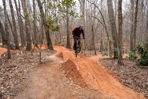 North Carolina Trail Builder
