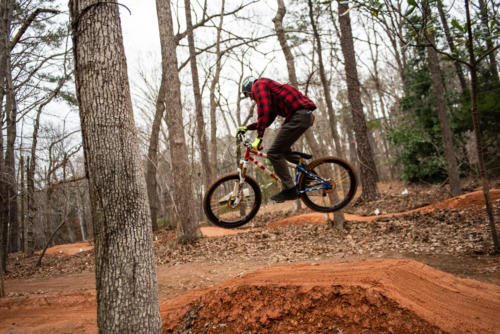 North Carolina Trail Design Beginner Tabletop