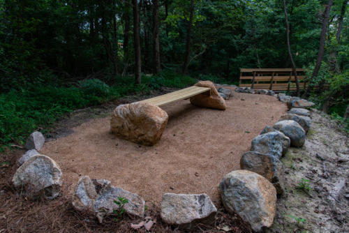 Trail Bench
